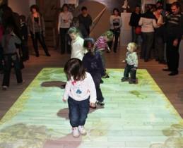 Интерактивный пол для детей