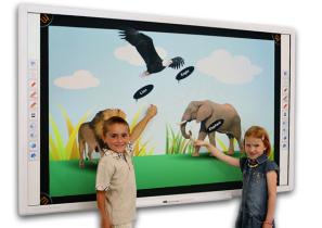 интерактивная доска в детском саду